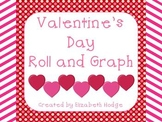 Valentine's Day Roll and Graph