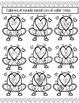 Valentine's Day NO PREP Spanish Literacy Fun:  Prekinder a