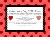 Valentine's Day STEM Pack