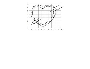Valentine's Day Scale Drawing