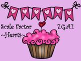 Scale Factor Valentine's Day