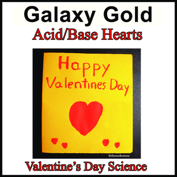 Valentines Day Science: Indicator Hearts