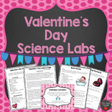 Valentine's Day Science Stations/Labs/Lessons