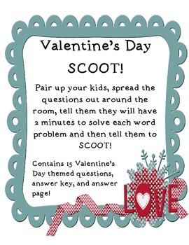 Valentine's Day Scoot!