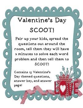 Valentine's Day Scoot!