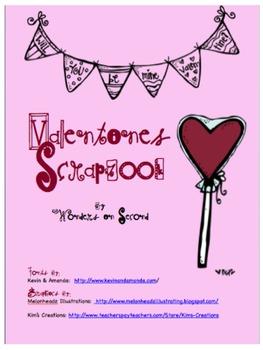 Valentine's Day Scrapbook