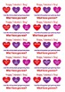 Valentine's Day Scratch Off Cards from the teacher! Editable!