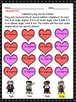 Valentine's Day Secret Admirer