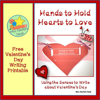Valentine's Day Writing - Free Printable