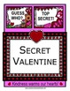 Valentine's Day-Set 1:Secret Valentine Student Edition - R