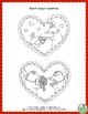 Valentines Day Set of Cards to Print and Personalize Spani