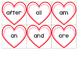 Valentines Day Sight Word Center