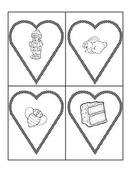 Valentine's Day Sight Word Literacy Activities (23 pages)
