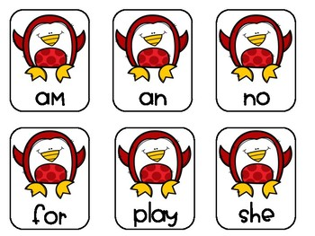 Valentines Day Sight Word Memory!