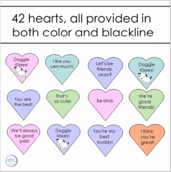 Valentines Day Literacy Fluency Game