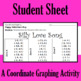 Valentine's Day - Silly Love Song - A Coordinate Graphing