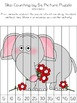 Valentine's Day Skip Counting Picture Puzzles - 2's, 3's, 4's, 5's, 6's and 10's