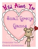 Valentine's Day Small Group Activities- First Grade