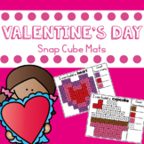 Valentines Day Snap Cube Mats