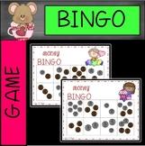 Valentine's Day Money Bingo