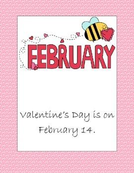 Valentine's Day Social Story