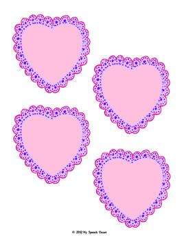 Valentine's Day Sorting Activity