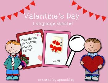 Valentine's Day Language Bundle!