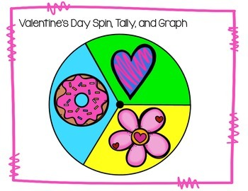 Valentine's Day Spin, Tally & Graph