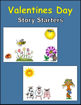 Valentines Day Story Starters