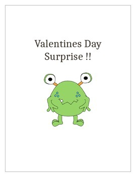 Valentines Day Surprise