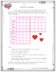 Valentine's Day Sweeties Logic Problem for Gifted or Regul