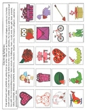 Valentine's Day: Syllable Worksheets