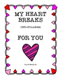 Valentine's Day Syllables