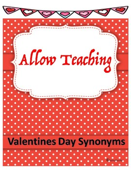 Valentines Day Synonyms