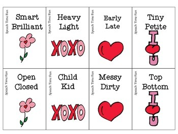 Valentine's Day Synonyms or Antonyms