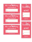 Valentines Day Tag
