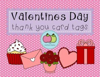 Valentine's Day Tags FREEBIE