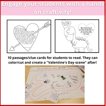 Valentines Day Text Structure Review