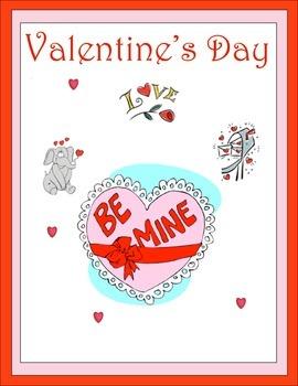 Valentine's Day Thematic Unit