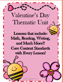 Valentine's Day Thematic Unit