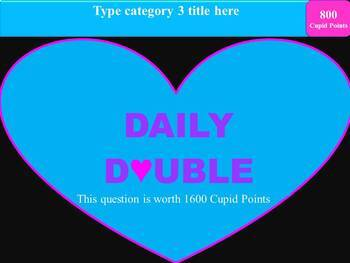day theme interactive jeopardy template with timer  scoreboard, Powerpoint