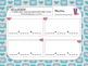 Valentines Themed Math File Folder Games Bundle      Grades 2-4