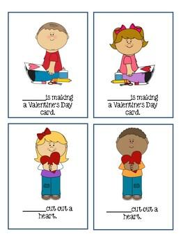 Valentine's Day Themed Pronouns!