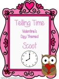 Telling Time Scoot