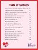 "Valentine's Day 3rd Grade Math ""Edu-Valentines"" / Common C"