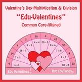 Valentine's Day 3rd Grade Math / Common Core-Aligned
