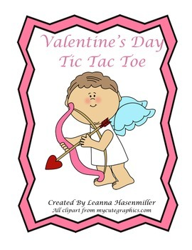 Valentine's Day Tic Tac Toe