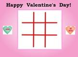 Valentine's Day Tic Tac Toe