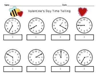 Valentine's Day Time