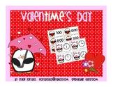 Valentine's Day Time Match
